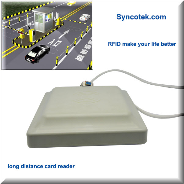 Syncotek UHF RFID technology application